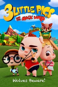 Nonton Film Three Little Pigs and the Magic Lamp (2015) Subtitle Indonesia Streaming Movie Download