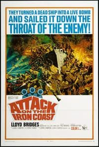 Nonton Film Attack on the Iron Coast (1968) Subtitle Indonesia Streaming Movie Download