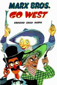 Nonton Film Go West (1940) Subtitle Indonesia Streaming Movie Download