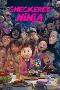 Nonton Film Checkered Ninja (2018) Subtitle Indonesia Streaming Movie Download