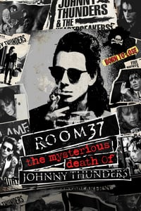 Room 37: The Mysterious Death of Johnny Thunders (2019)