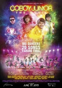 Nonton Film Coboy Junior: The Movie (2013) Subtitle Indonesia Streaming Movie Download