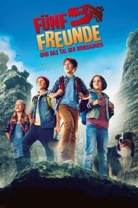Nonton Film The Famous Five and the Valley of Dinosaurs (2018) Subtitle Indonesia Streaming Movie Download