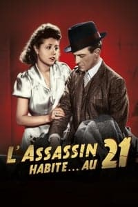 Nonton Film The Murderer Lives at Number 21 (1942) Subtitle Indonesia Streaming Movie Download