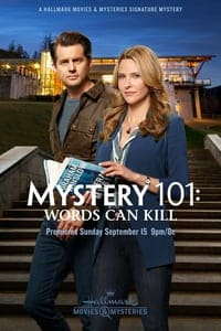 Nonton Film Mystery 101: Words Can Kill (2019) Subtitle Indonesia Streaming Movie Download