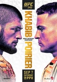 Nonton Film UFC 242: Khabib vs. Poirier (2019) Subtitle Indonesia Streaming Movie Download